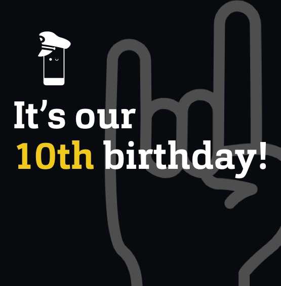 10 years of Appmiral - the full story